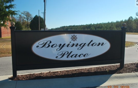 Boyington Place